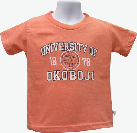 U of O Kids Cotton Tee