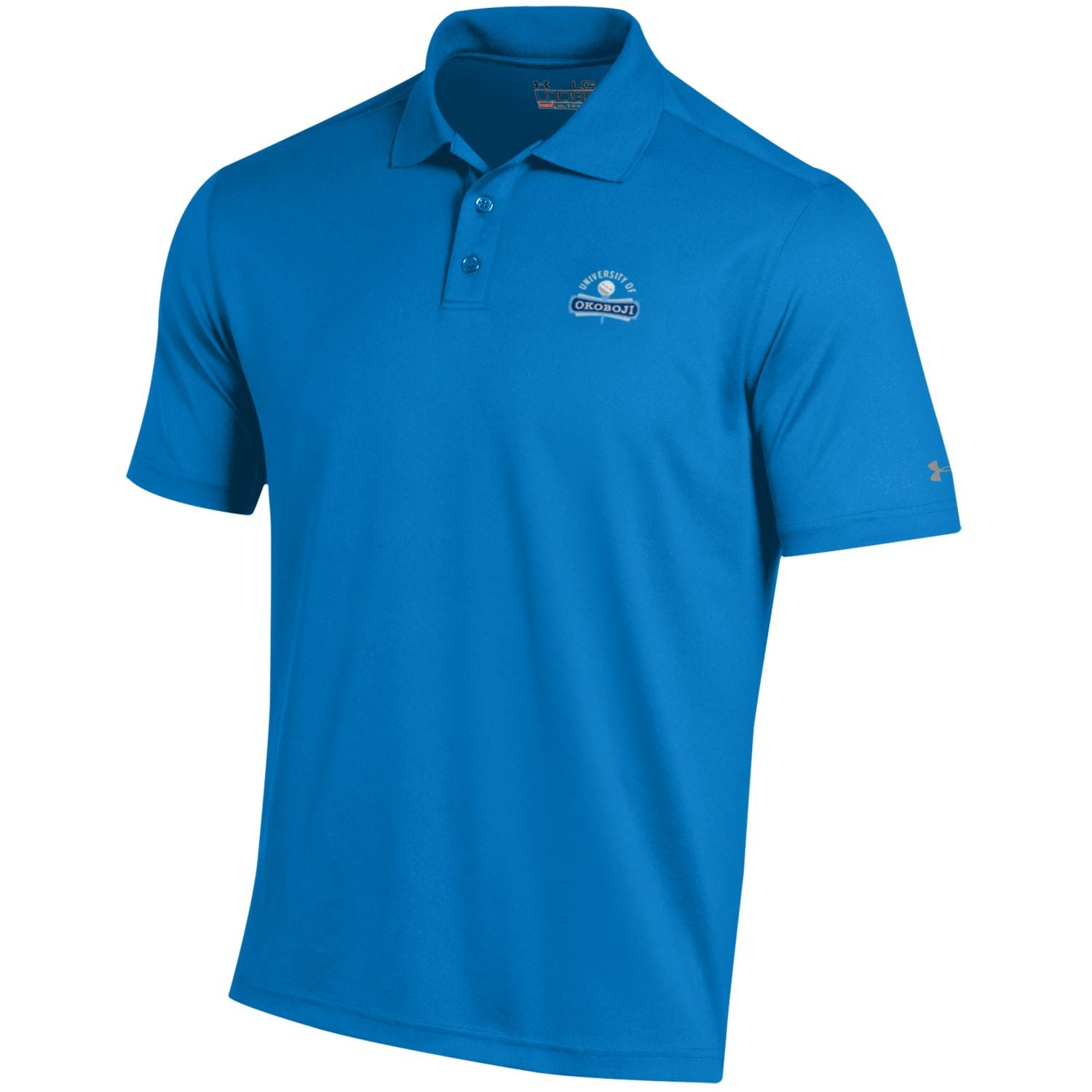 Under Armour Performance Polo - Blue - The Three Sons 3f0365407