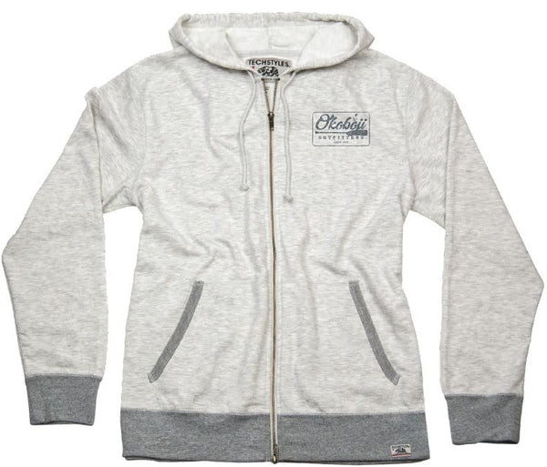 Okoboji Outfitters Full-Zip Hooded Sweatshirt