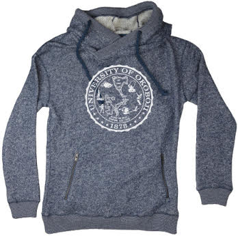 Women's Good Vibes Hoody - Denim