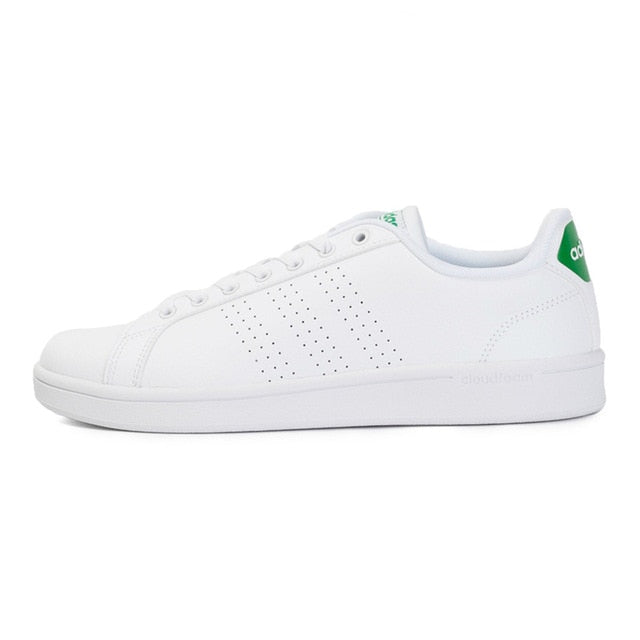 28f22589eae20 Original Authentic Adidas NEO Label ADVANTAGE CLEAN Unisex Skateboarding  Shoes Sneakers Men and Women Shoes Leisure Durable