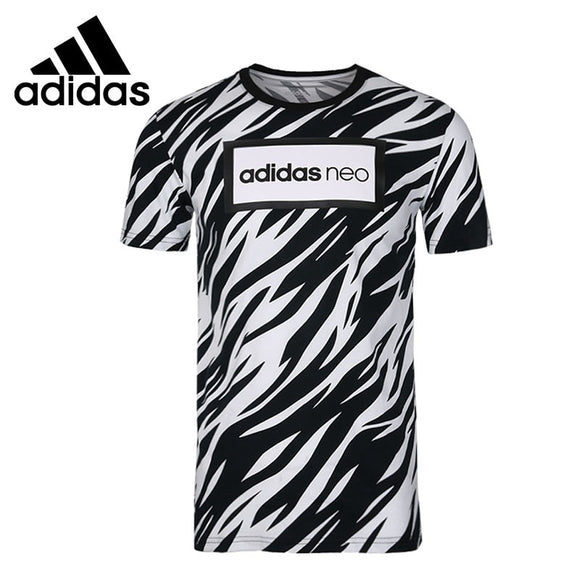 Original New Arrival 2018 Adidas NEO Label FAV TSHIRT Men's T shirts short sleeve Sportswear