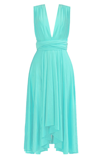 34b272d45e6 Marilyn Monroe Inspired Dress In Turquoise