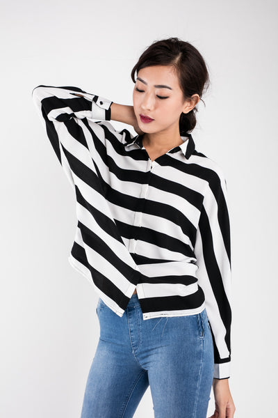 Spend Summer In Stripes