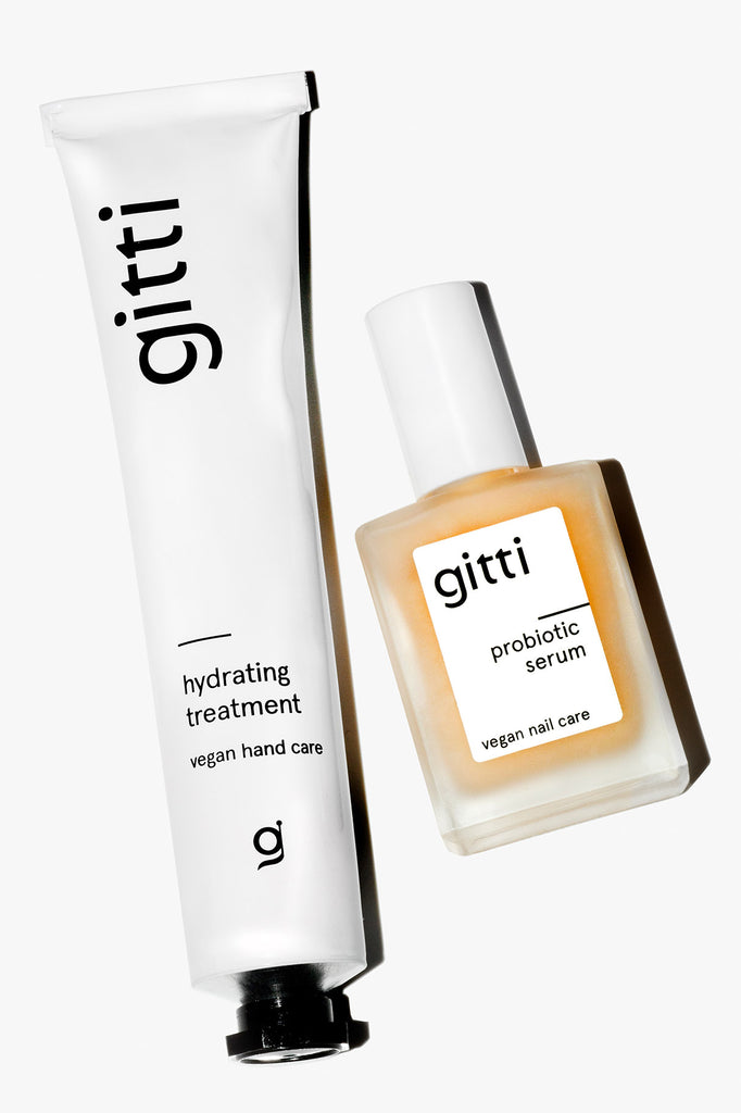 gitti Hydrating Treatment und Probiotic Serum