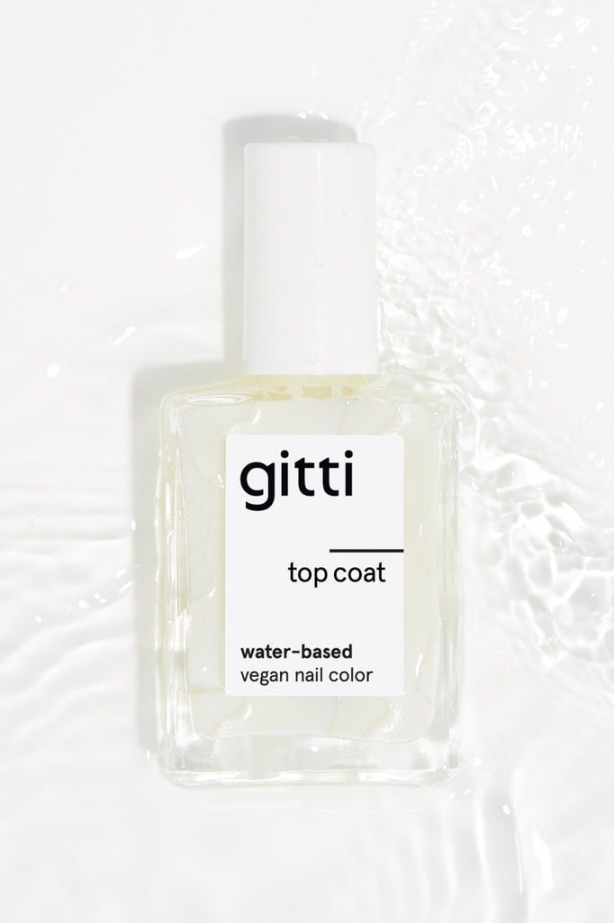 Water-based Top Coat