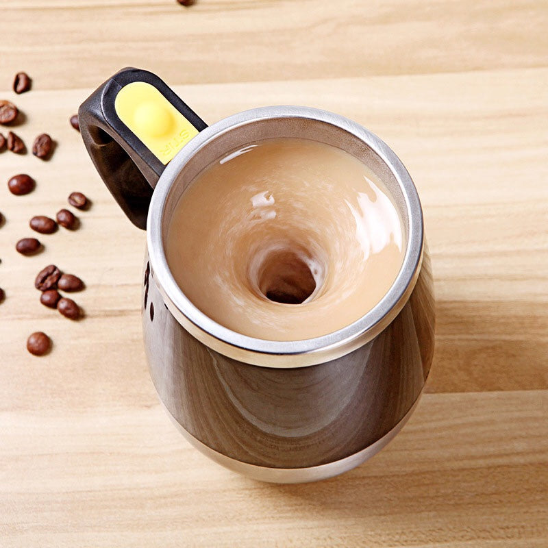 Automatic Mixing 400ml Coffee  Mug