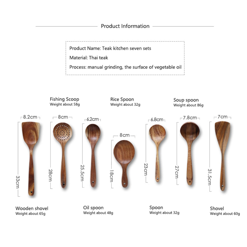 Eco- Friendly Wooden spoon - Blossompanda