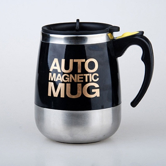 Automatic Mixing 400ml Coffee  Mug - Blossompanda