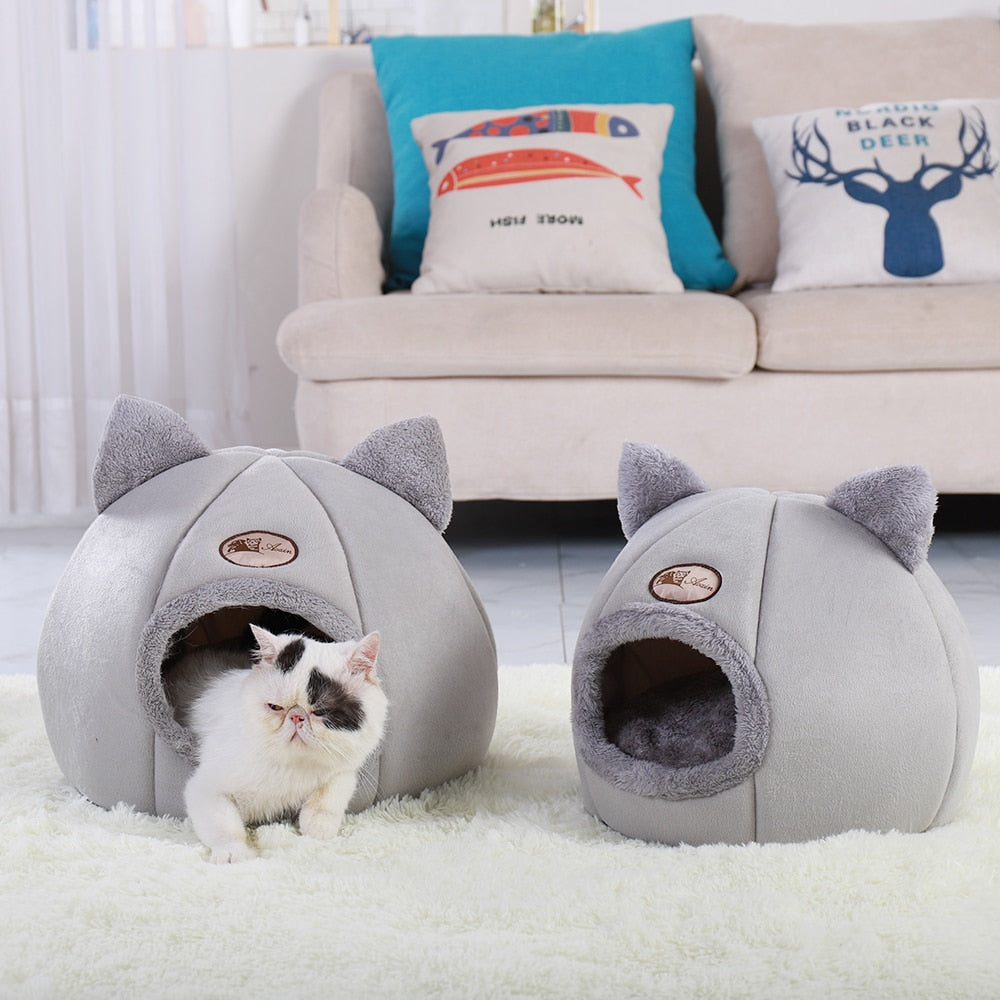 Fordable and Removable Cat Bed - Blossompanda
