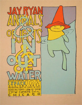 Animals & Objects In & Out of Water (#1, Ispace))