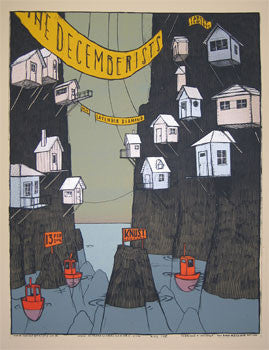 the Decemberists (Germany 2007)