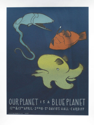 Blue Planet - the Deep