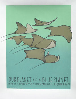 Blue Planet - Rays