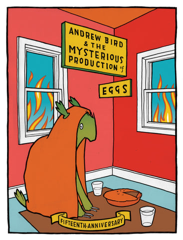 Andrew Bird & The Mysterious Production of Eggs 15th Anniversary