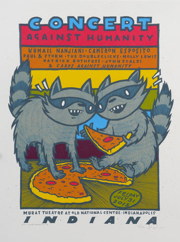 Concert Against Humanity 2015