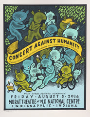 Concert Against Humanity 2016