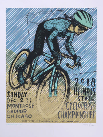 Illinois State Cyclocross Championships 2018