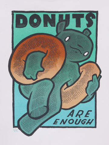 Donuts Are Enough