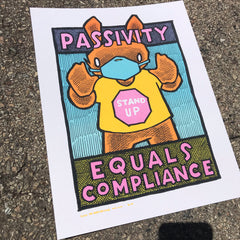 Passivity Equals Compliance