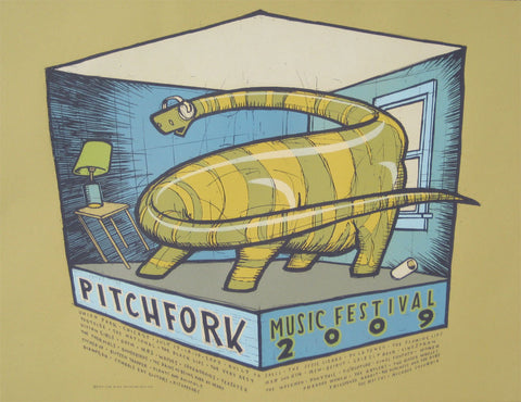 Pitchfork Music Festival - 2009