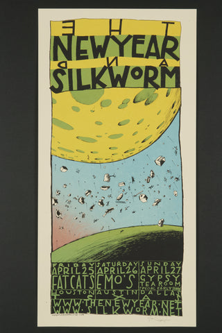 The New Year & Silkworm 2003 Texas Tour