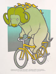 The Buffalo - ARTCRANK 2014