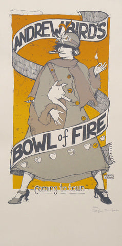 Andrew Bird's Bowl of Fire / Dora's Coming to Town