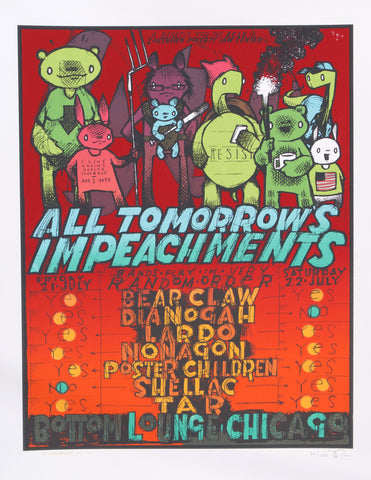 All Tomorrow's Impeachments