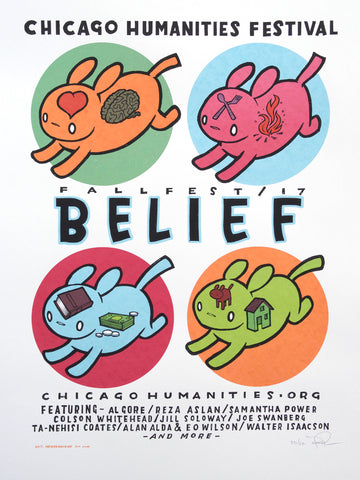 Belief - Chicago Humanities Festival 2017