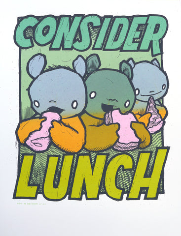 Consider Lunch