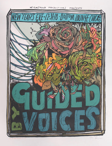 Guided By Voices 2018