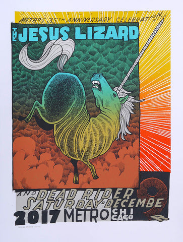The Jesus Lizard - Chicago 2017