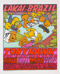 Lakai in Brazil, feat. Tony Hawk, Jimmy Wilkins, et al.