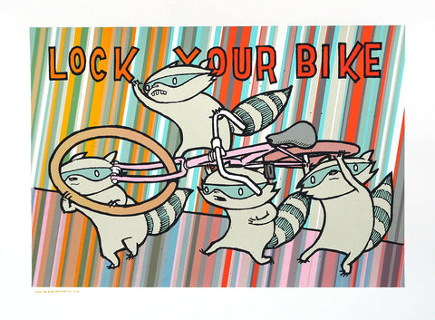 Lock Your Bike