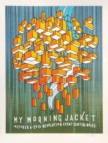 My Morning Jacket - Boise 2015