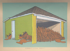 The Garage Suite, print C