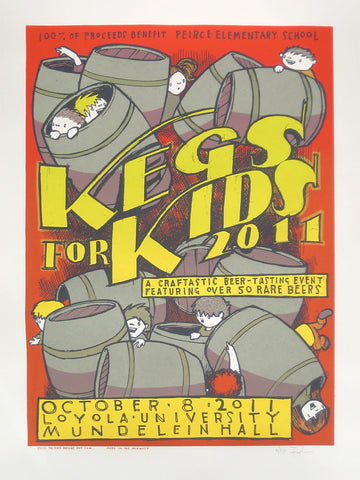 Kegs for Kids 2011
