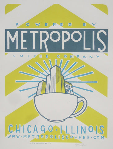 Metropolis Coffee Co. 2013