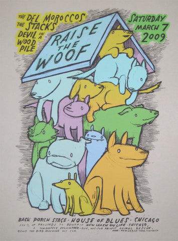Raise the Woof Benefit