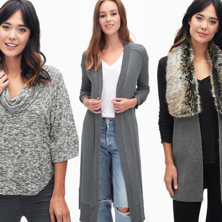 Cozy Knits For Cool Weather by Splendid
