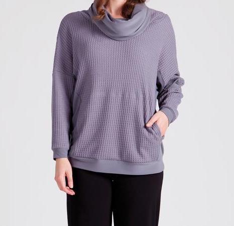 Mix Media Thermal Top by Sympli
