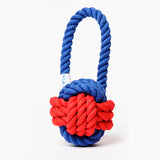 Have a Ball Rope Dog Toy - Waggo