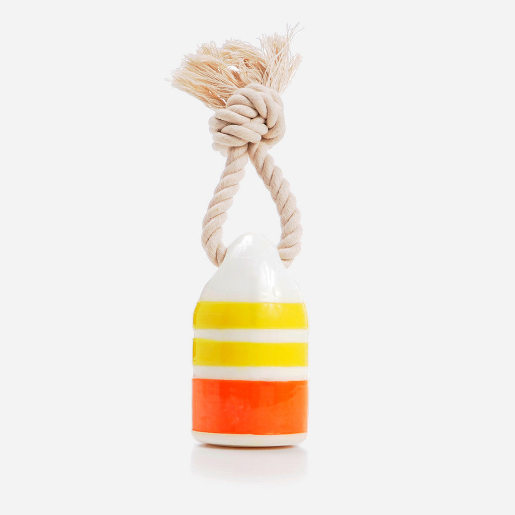 Floats My Boat Buoy Dog Toy - Waggo