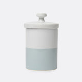 Waggo Ceramic Dog Treat Jar Cloud