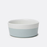 Dipper Ceramic Dog Bowl Light Grey - Waggo