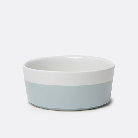 Dipper Ceramic Dog Bowl Cloud
