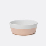 Waggo Rose Ceramic Dipper Dog Bowl