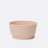 Waggo Gloss Ceramic Water Bowl Rose