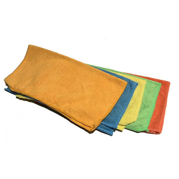 microfibre cloth 5 pack